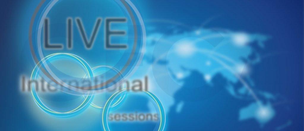 LIVE International Sessions